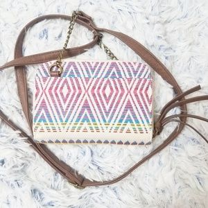 Steve Madden Crossbody Wallet